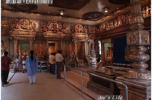 【新加坡】百年印度廟Sri Veeramakaliamman Temple