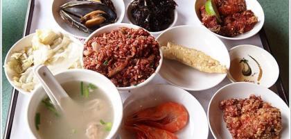 【馬祖南竿】南竿必吃餐廳 牛角聚落 伊嬤的店 馬祖風味套餐