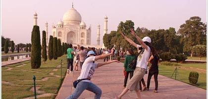 【印度】泰姬瑪哈陵Taj Mahal<世界文化遺產>