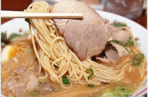 【京都】京都車站-拉麵小路 日本各地知名拉麵隨你選 京都代表銀閣寺(ますたに) 雞湯系拉麵,好美味!