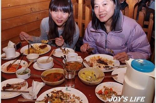 【印度】Hotel Heevan Restaurant 吃晚餐