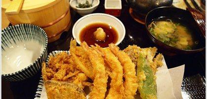 【台北東區日式料理】東京美味的天丼也來台灣了! 天吉屋
