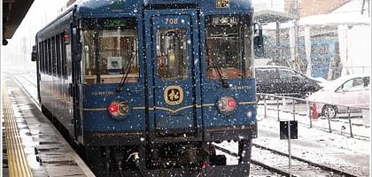 【京都/天橋立】搭乘北近畿丹後鐵道(北近畿タンゴ鉄道)觀光列車前往天橋立旅遊!