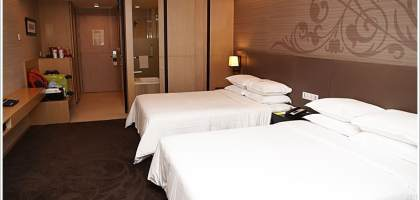【曼谷住宿】喜來登旗下的優質住宿飯店 Four Points by Sheraton Bangkok Sukhumvit 15 Hotel