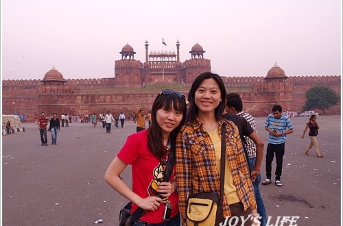 【印度】Red Fort 紅堡<世界文化遺產>