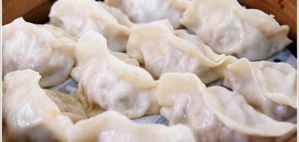 【台北中山區小吃推薦】皮薄肉鮮湯汁飽滿的福大蒸餃