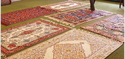 【印度】亂敗家的地毯工廠