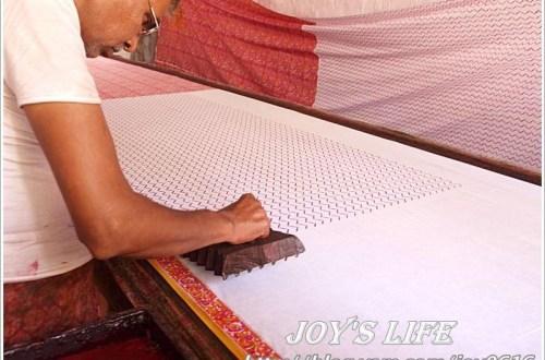 【印度】Krishna Textile<印染手工藝品店>