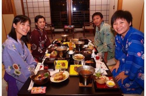 【箱根】南風莊溫泉旅館