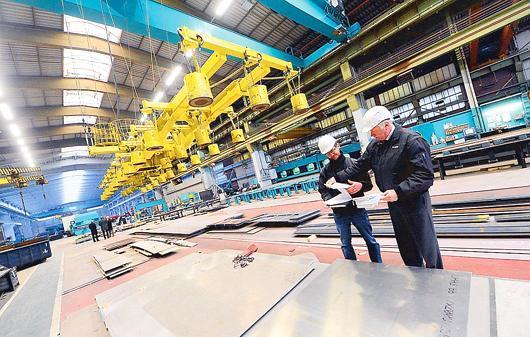 Millioneninvestition Lrssen Werft Setzt Auf Wachstum In
