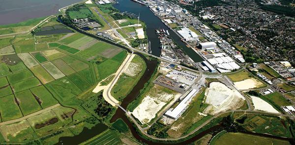 Bremerhaven: Neue Gewerbegebiete wohl weitgehend klimaneutral