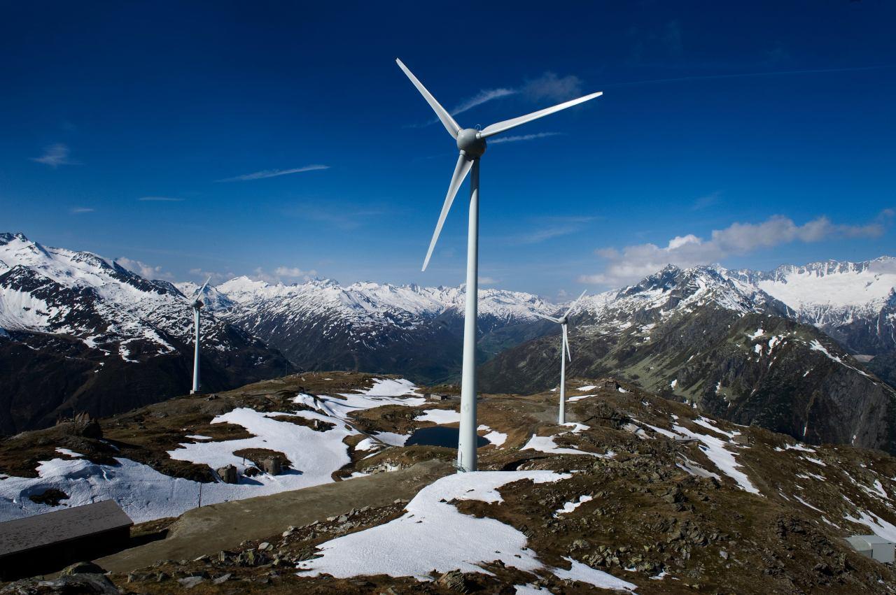 Wasserstoff hat die Schweiz entdeckt