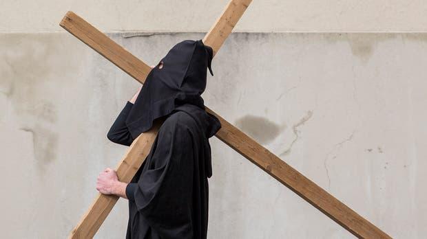 «Was ist Wahrheit?» In dem Echoraum dieser Frage leben «Christen, Nichtchristen,  Unchristen, Antichristen» auch heute noch.(Bild: Cyril Zingaro / Keystone)