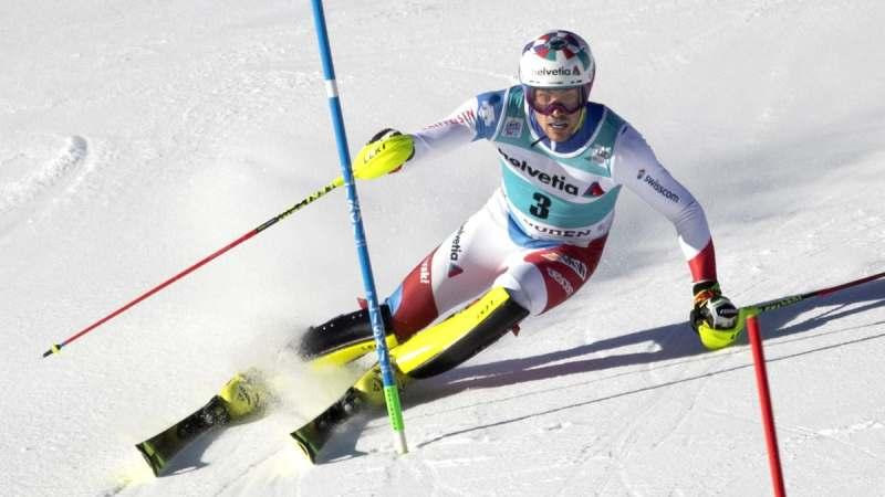 Slalom In Adelboden Daniel Yule Triumphs World Today News