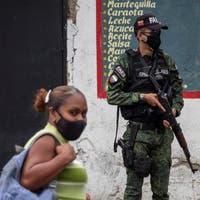 Venezuelas Sicherheitskräften geht man besser aus dem Weg