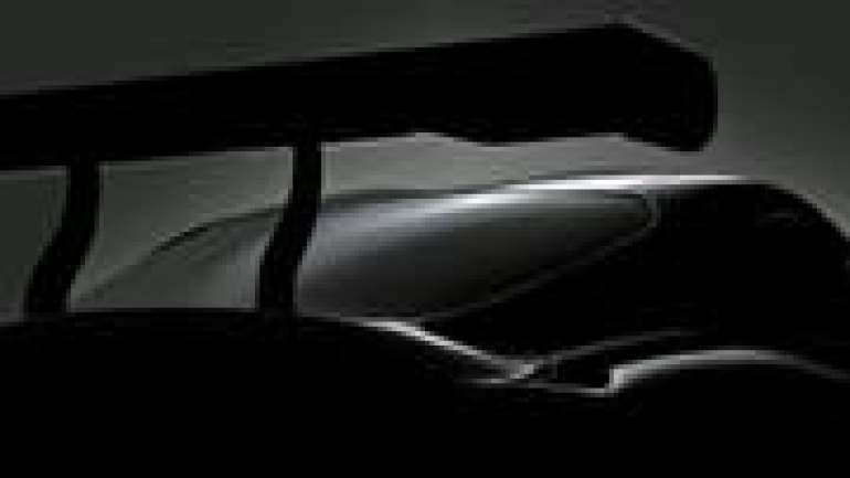 Evident is a double arched roof and a rump integrated into the rear.  The mighty rear wing of the upcoming sports Toyota should belong to the racing version.  (Picture: PD)