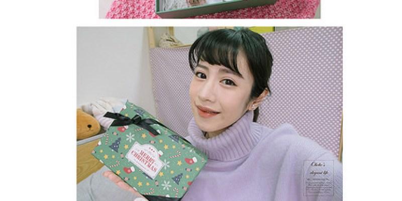 美妝保養::Butybox美妝體驗盒 - 12月份聖誕主題開箱