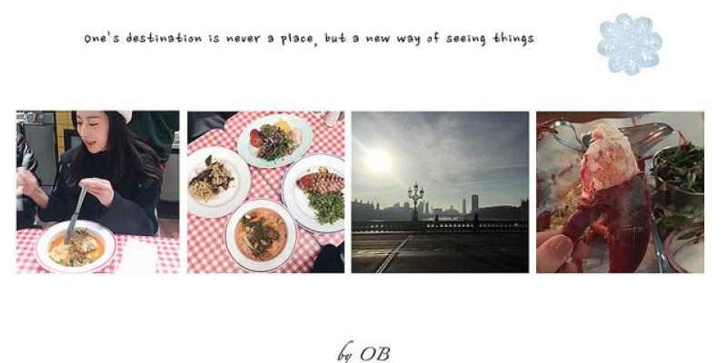 |倫敦出差之旅|✿ 出門工作也要填飽肚子 - 必吃美食Burger&Lobster、Jamie's Italian、Ben's cookie