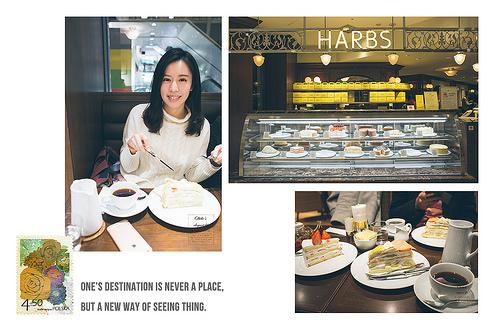  日本甜點 到日本必吃甜點 HARBS – 天王寺/阿倍野近鐵百貨店