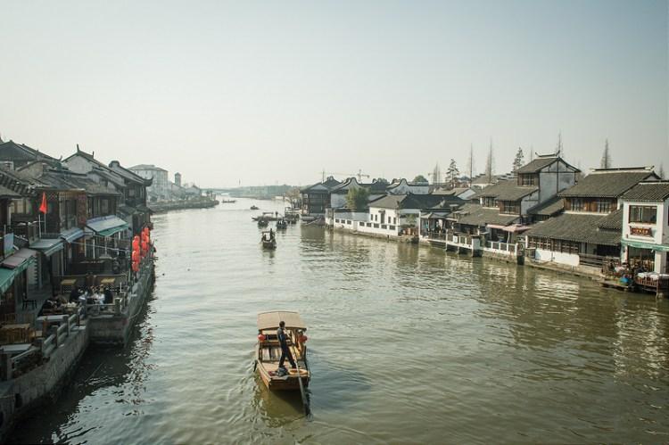 上海 ✿ 古色古香江南水鄉古鎮 – 朱家角