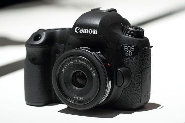 攝影♡ Canon 6D 開箱分享