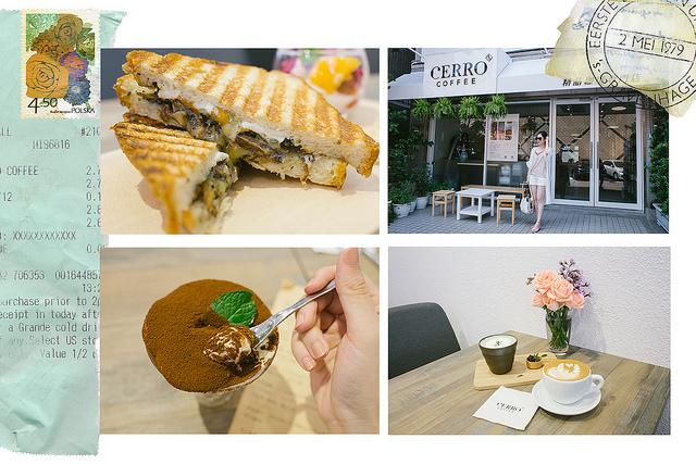 咖啡店::Cerro希羅精品咖啡 – 桃園也有精品咖啡/對於咖啡風味的堅持(附菜單參考)