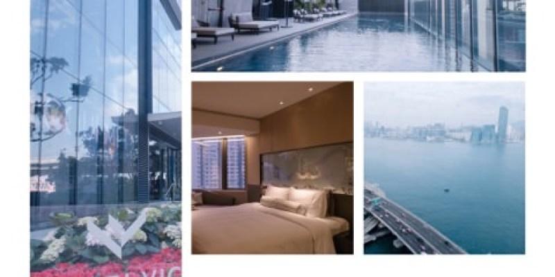 香港住宿:北角海匯酒店 HOTEL VIC 五星港灣海景超舒適