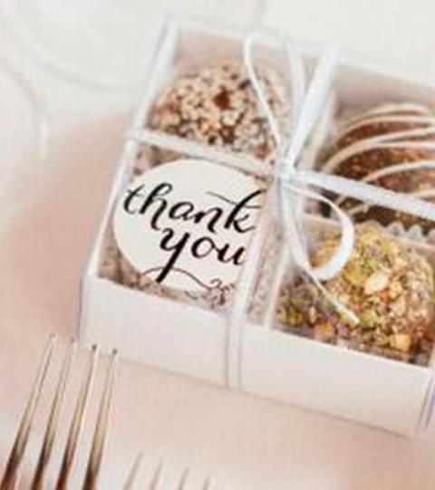 Gastgeschenke Für Die Hochzeit 5 Ideen Für Geschenke An
