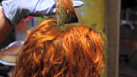 Henna Haarfarbe So Frbst Du Deine Haare Mit Henna