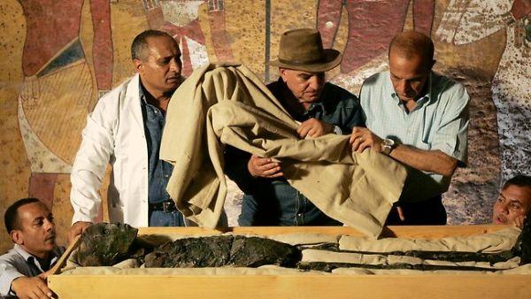 Makam Tutankhamun, Mesir (Foto: news)
