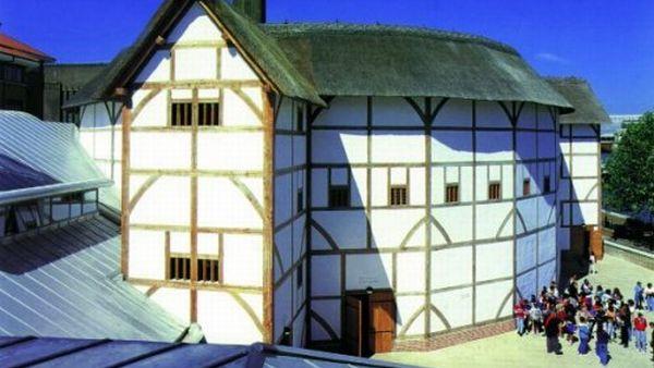 Shakespeare's Globe Teater (Foto: mccurdyco)