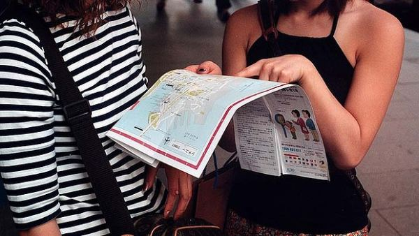 Peta wisata kertas tak lagi dianggap ketinggalan zaman (Foto: smh)