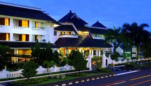 Hotel Santika Premiere Yogyakarta (Foto: hoteldomestik)