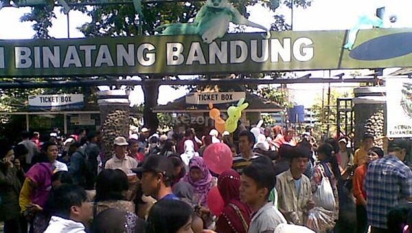 Bonbin Bandung, salah satu atraksi wisata Kota Kembang (Foto: Iman/Okezone)