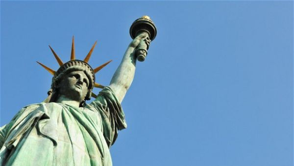 Patung Liberty (Foto: Telegraph)