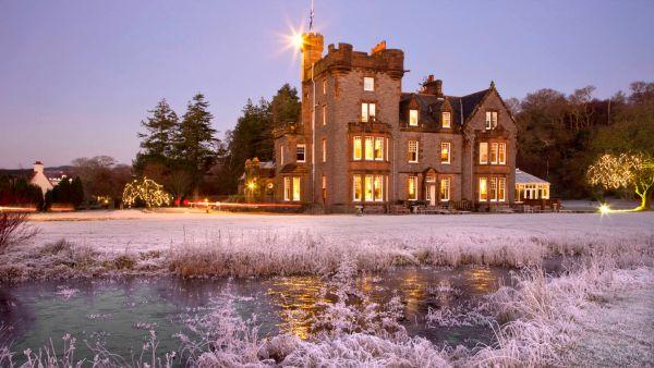 Hotel Eriska, Skotlandia (Foto: gouk.about)