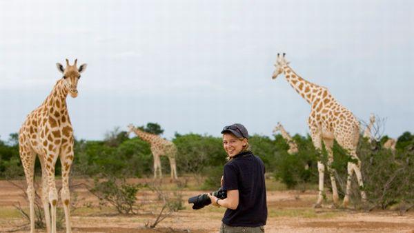 Fotografer alam liar bisa bawa Anda keliling dunia (Foto: huffingtonpost)