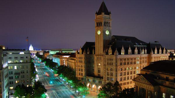 Kantor Pos Tua di Washington D.C, Amerika Serikat (Foto: inthecapital)