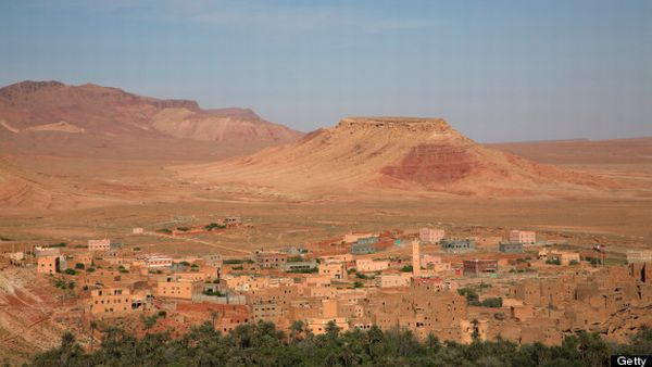 Gurun Sahara (Foto: HuffingtonPost)