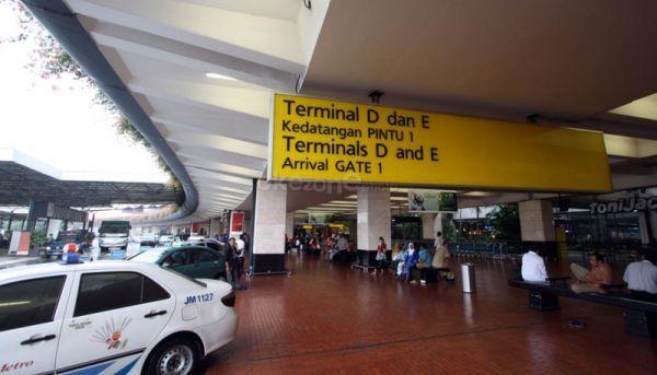 Bandara Internasional Soekarno-Hatta (Foto: Heru/Okezone)