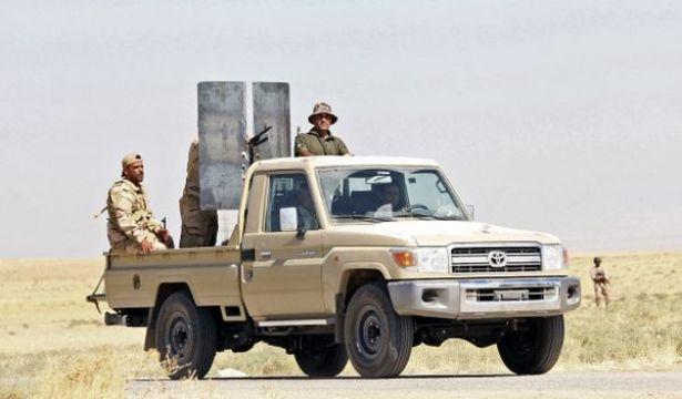 Pasukan Kurdi Tewaskan Pemimpin ISIS (REUTERS)
