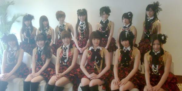 AKB48 (Foto: Egie/Okezone)