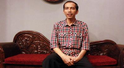 Jokowi Widodo (Foto: Dok. Okezone)