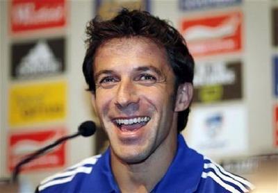 Alessandro Del Piero (foto:Reuters)