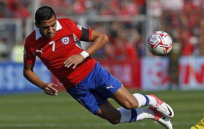Alexis Sanchez. (Foto: Reuters)