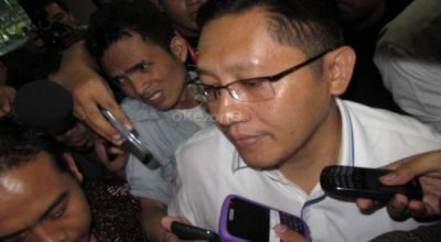 Ketua Umum Partai Demokrat Anas Urbaningrum (Foto:Okezone)
