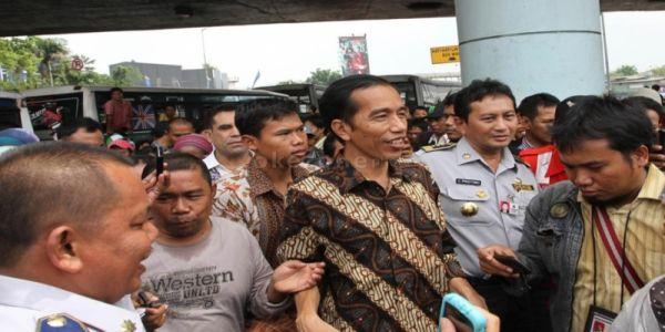 Gubernur DKI Jakarta Joko Widodo (Foto:Okezone)