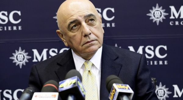 CEO AC Milan, Adriano Galliani. (Foto: Reuters)