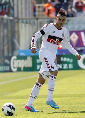 El Shaarawy. (Foto: Reuters)
