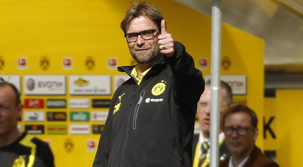 Jurgen Klopp (Foto: Reuters)